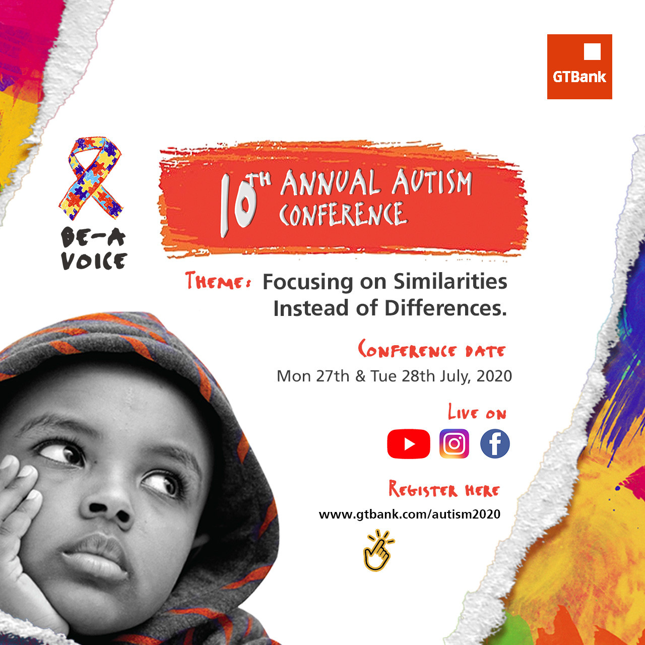 GTBank Marks 10 Years of Autism Advocacy, Holds Annual Autism Conference July 27th- 28th