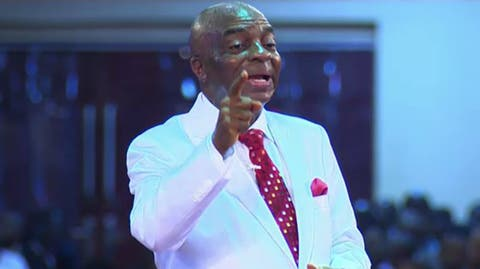 You're under financial curse if you don't pay tithe —Oyedepo