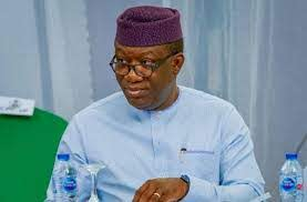 Gov Fayemi tested positive for Covid-19