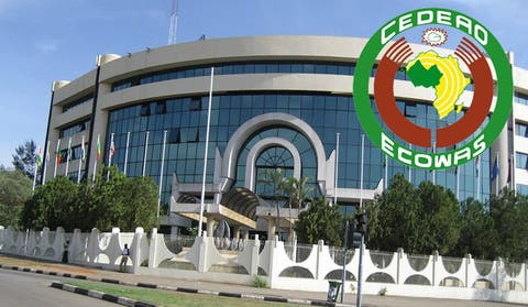 Fire Outbreak in Ecowas Secretariat- Abuja