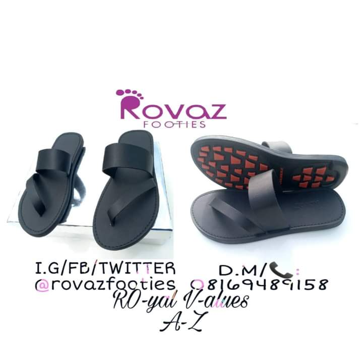 Order your Shoes from Rovaz Footies
