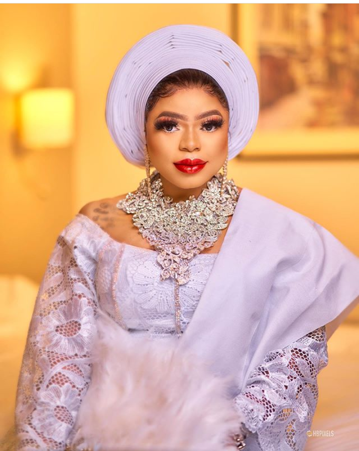 If Police mistakenly kill me, who will take care of my grandmother–Bobrisky blasts Nigerians for calling him out to join #EndSARS protest