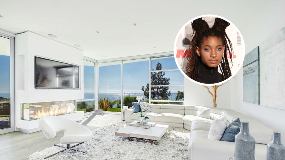 Willow Smith, Will and Jada Smith's 19-year-old only daughter, purchased a $3.1 million starter home in Malibu [Photos]