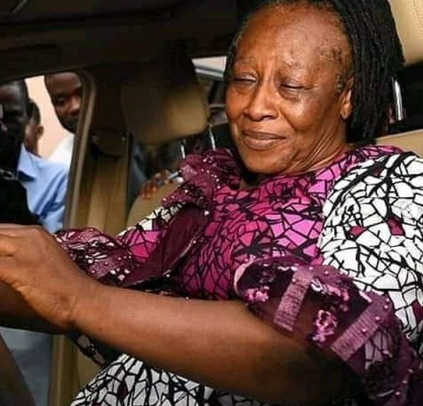 Veteran Actress Patience Ozokwor receives Car as Birthday gift from her Children[Photos]