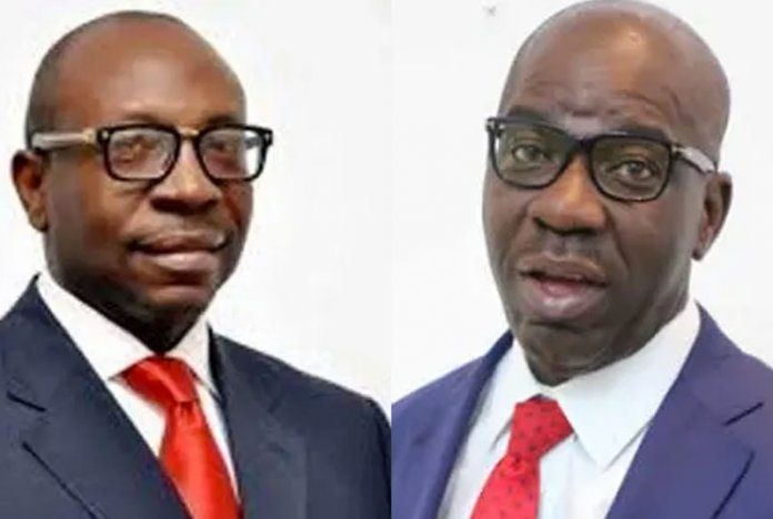 I'm studying the results along with other party members– osagie Ize-Iyamu reacts