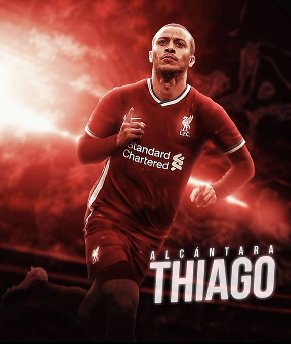 Liverpool Sign Bayern Munich's Thiago For $26 Million