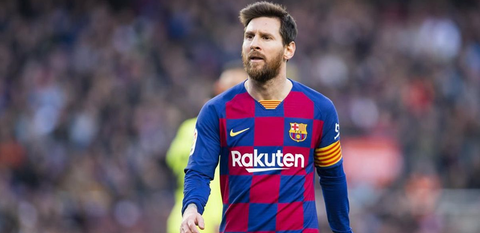 Messi Begins Full Training with Barcelona