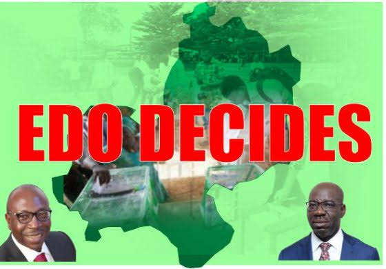 Edo Election Live update: Peaceful Election So Far In Edo